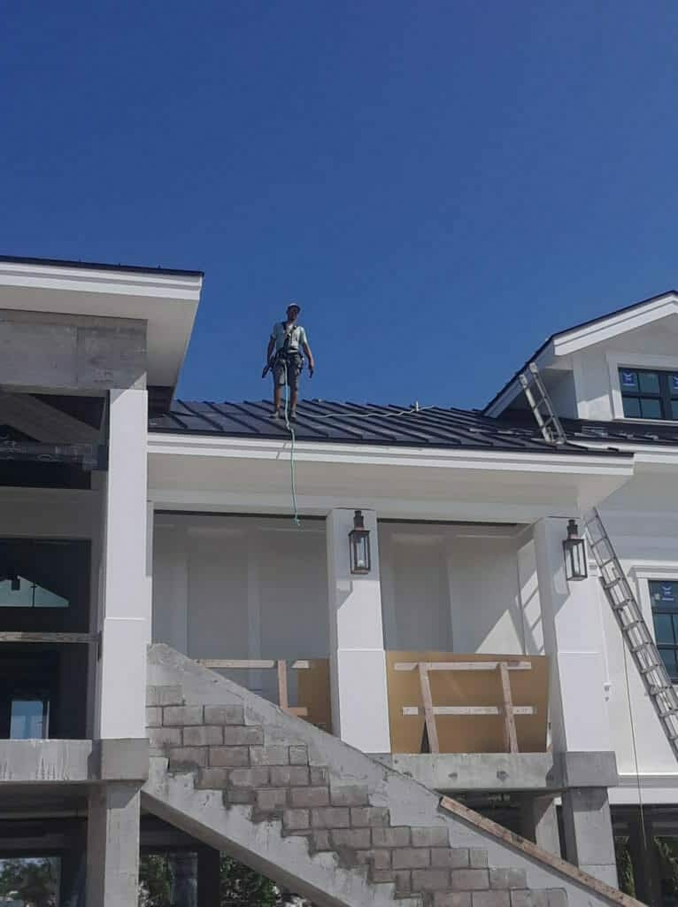 find local roofers in your area local contractors Port St Lucie and Fort Pierce Photo