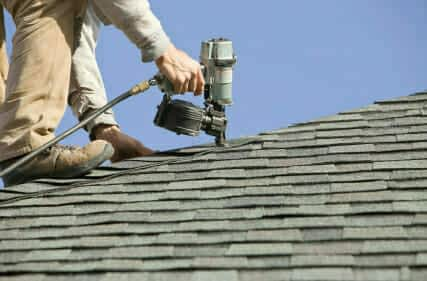 local roofing contractor shingle roof repair